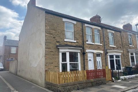 3 bedroom end of terrace house to rent - All Saints Road, Shildon DL4
