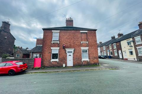 1 bedroom end of terrace house to rent - Wilson Street, Newcastle-under-Lyme, ST5