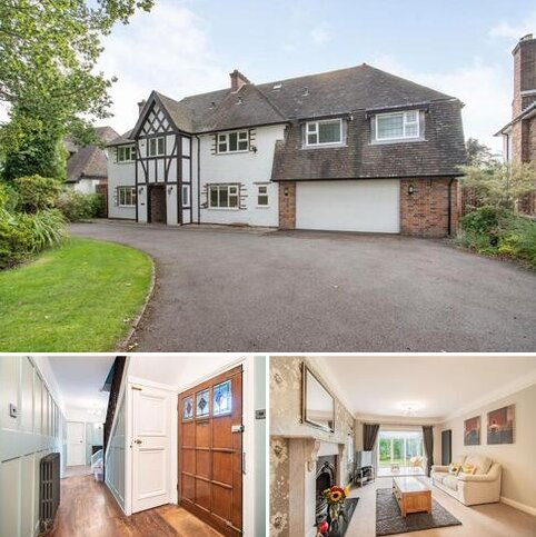 5 bedroom detached house to rent - Moor Hall Drive, Sutton Coldfield, West Midlands, B75