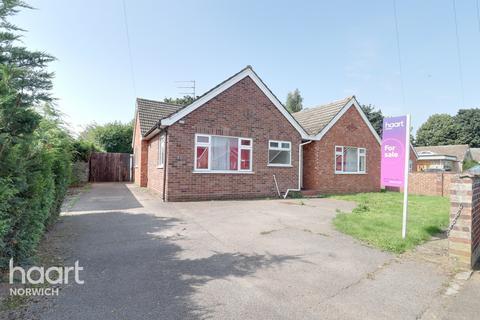 4 bedroom detached bungalow for sale - Partridge Way, Norwich