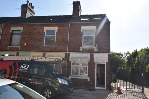 5 bedroom terraced house to rent - Carlton Road, Stoke-on-Trent ST4
