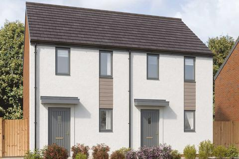2 bedroom semi-detached house for sale - Plot 834, The Morden at St Edeyrns Village, Church Road, Old St. Mellons CF3