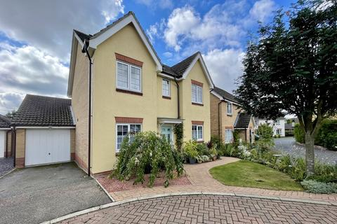 4 bedroom detached house for sale - Rimmer Close, Sudbury