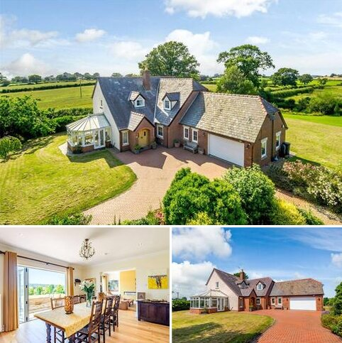 4 bedroom detached house for sale - Hampton, Malpas, Cheshire, SY14