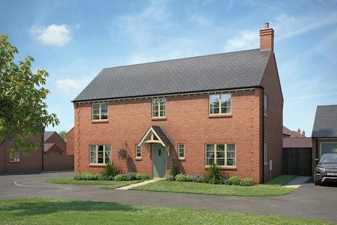 5 bedroom detached house for sale - Plot 31, The Bradgate at Meadow View Fields, Meadow View Fields, Boughton Road NN3