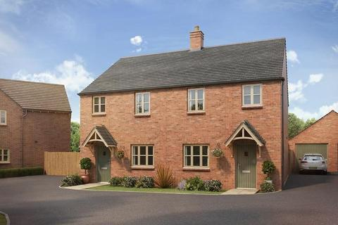 3 bedroom semi-detached house for sale - Plot 9, The Beacon at The Templars, The Templars, Falkland Place CV47