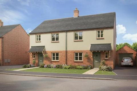 3 bedroom detached house for sale - Plot 21, The Abbey at The Templars, The Templars, Falkland Place CV47