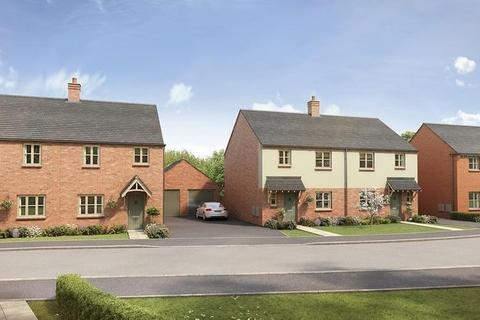4 bedroom detached house for sale - Plot 23, The Pitsford at The Templars, The Templars, Falkland Place CV47