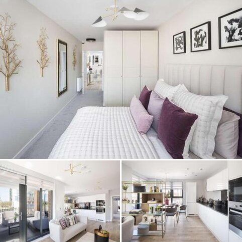 1 bedroom apartment for sale - Plot 294 - The Tower at Regency Heights, Lakeside Drive NW10