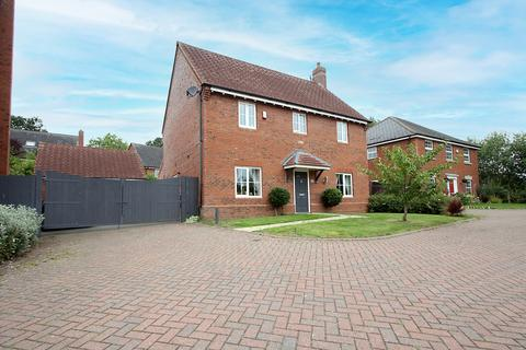 4 bedroom detached house for sale - Savannah Close, Bannerbrook Park, Coventry