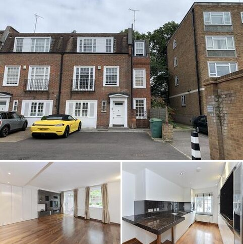 5 bedroom end of terrace house for sale - Marston Close,  South Hampstead,  NW6