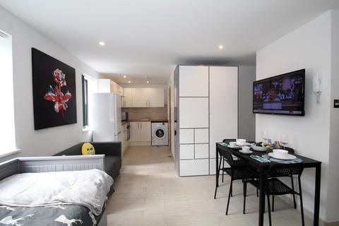 Studio to rent - Alfreton Road, Lenton,