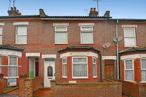 5 bedroom terraced house for sale - Naseby Road, Dallow Road Area, Luton, Bedfordshire, LU1 1LF