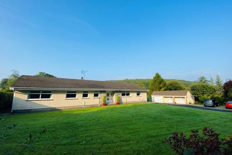 5 bedroom detached bungalow for sale - Cribyn, Lampeter, SA48