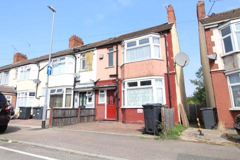 3 bedroom end of terrace house for sale - Carisbrooke Road, Luton