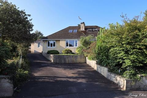 3 bedroom semi-detached house for sale - Priory Close, Combe Down, Bath
