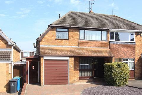 3 bedroom semi-detached house for sale - WOMBOURNE, 3 Corns Grove