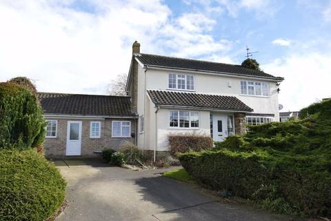 4 bedroom detached house for sale - Springdale Road, Market Weighton
