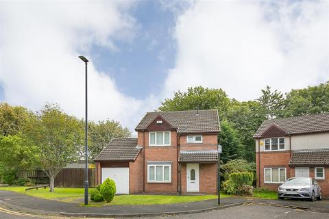 3 bedroom detached house for sale - Donnington Court, South Gosforth, Newcastle upon Tyne