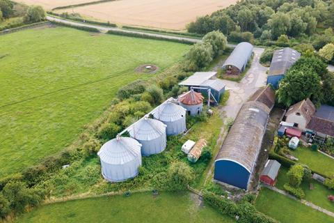 Residential development for sale - Longcot, Oxfordshire
