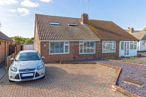 4 bedroom semi-detached bungalow for sale - Birkdale Road, Worthing