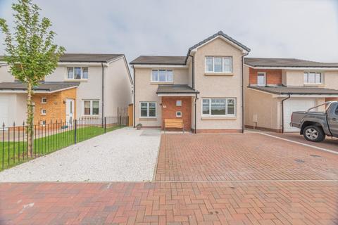 3 bedroom detached house for sale - Drummore Court, Alva