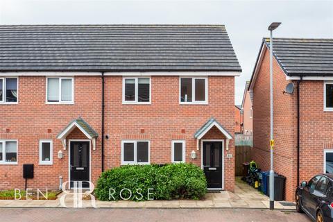 3 bedroom end of terrace house for sale - Aspenwood Close, Bamber Bridge, Preston