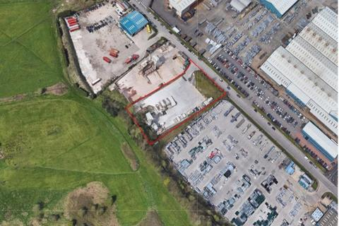 Land to rent - Land At Mossfield Road, Mossfield Road, Longton, Stoke-On-Trent, Staffordshire, ST3 5BW