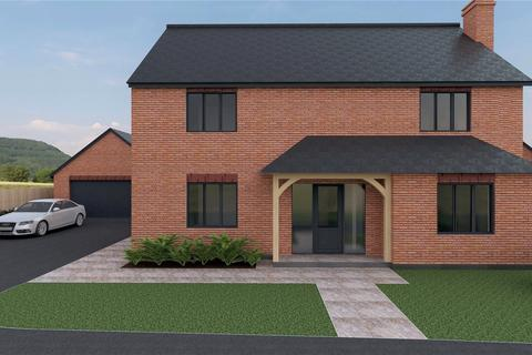 4 bedroom detached house for sale - Dolfach, Llanbrynmair, Powys, SY19