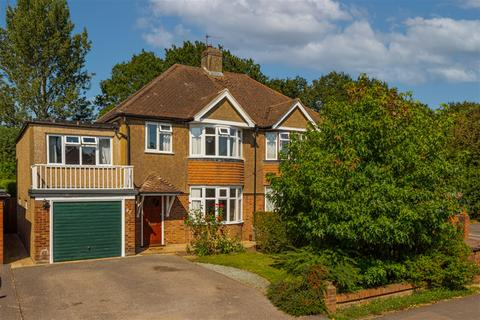 5 bedroom semi-detached house for sale - Woodfield Road, Thames Ditton