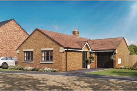 3 bedroom detached bungalow for sale - Plot 41, The Sheringham at Eleanor Gardens, The Headlands, Navenby, Lincolnshire LN5