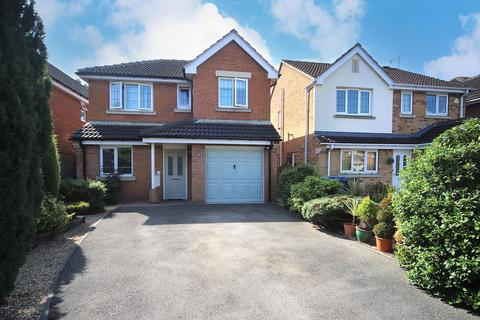 4 bedroom detached house for sale - Marine Drive, Chesterfield, S41
