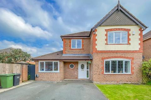 4 bedroom detached house for sale - Greenfield Crescent