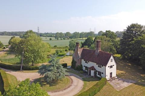 5 bedroom farm house for sale - Boulge, Nr Woodbridge, Suffolk