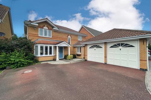 4 bedroom detached house for sale - Ashpole Spinney, Northampton