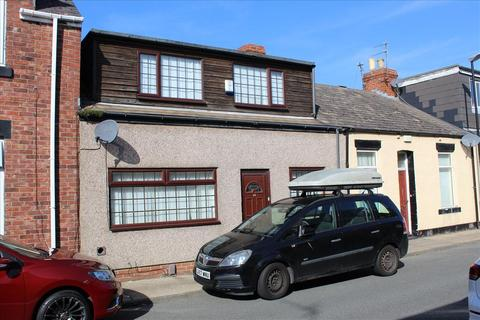 3 bedroom terraced bungalow for sale - PERCIVAL STREET, PALLION, Sunderland South, SR4 6QP