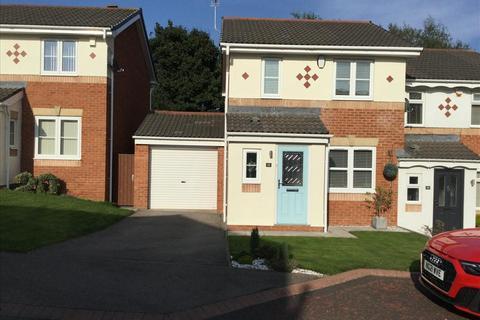 3 bedroom semi-detached house for sale - COTTONWOOD, BURDON VALE, Sunderland South, SR3 2NU
