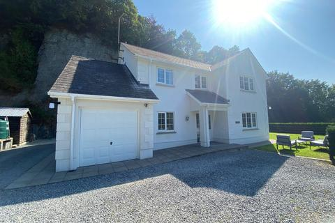 4 bedroom property with land for sale - Pontceri, Cwm Cou, Newcastle Emlyn, SA38