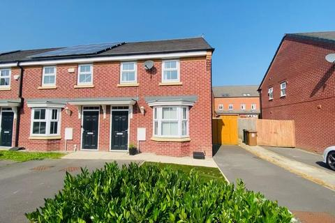 3 bedroom terraced house for sale - Jones Way, Rochdale OL16 4FX