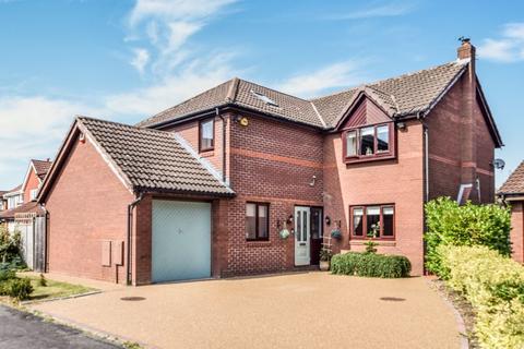 5 bedroom detached house for sale - Clanfield Avenue, Parklands