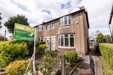2 bedroom semi-detached house for sale - Halifax Road, Brierfield, Nelson, BB9 5BQ