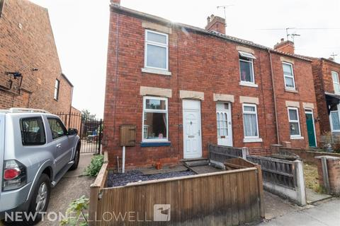 2 bedroom end of terrace house for sale - Grove Lane, Retford