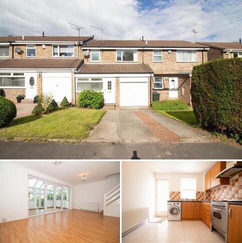 3 bedroom terraced house for sale - Honiton Court, Tudor Grange, Newcastle Upon Tyne
