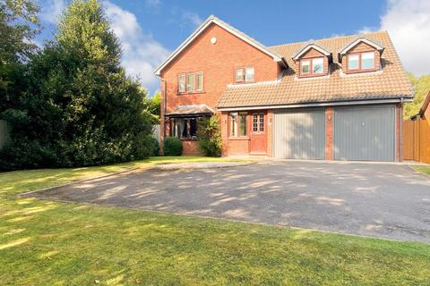 5 bedroom detached house for sale - Oakford Drive, Coventry