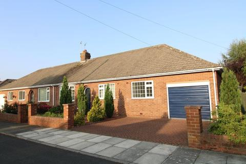 3 bedroom semi-detached bungalow for sale - Hollywell Grove, Woolsington, Newcastle Upon Tyne