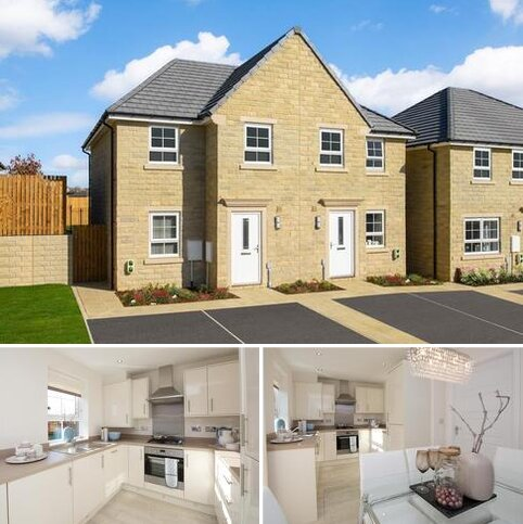 3 bedroom semi-detached house for sale - Plot 71, Palmerston at The Bridleways, Eccleshill, Bradford, BRADFORD BD2