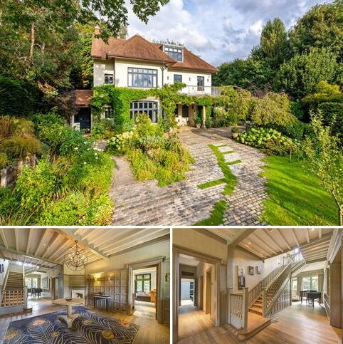 7 bedroom detached house for sale - 'POND HOUSE' MILLFIELD LANE, HIGHGATE, N6