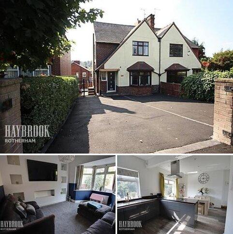 3 bedroom semi-detached house for sale - Broom Road, Broom