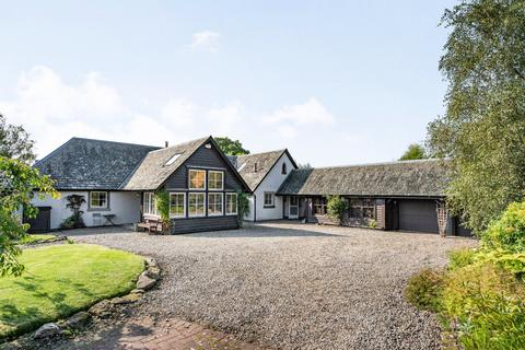 4 bedroom detached house for sale - Dollerie, Crieff, Perthshire