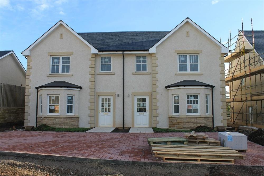 3 Bedrooms Semi Detached House for sale in Grange Road, Castle Terrace, Berwick Upon Tweed, Northumberland